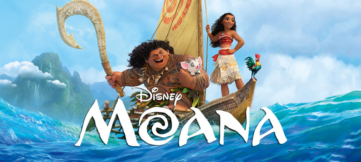 Moana, le film disney