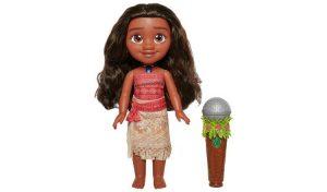Vaiana, la princesse chantante